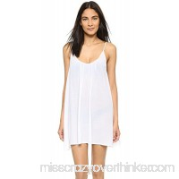 9seed Women's St. Barts Cover Up White B00LTTRTY6