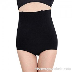 ABASSKY Shapermint Tummy Control All Day Every Day High-Waisted Shaper Panty Black B07PS89YN2