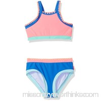 Seafolly Big Girls' Festival Surf Block Tankini Big Girls B06WVC3FFM