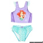Disney Little Mermaid Toddler Girl Tankini 2-piece Swimsuit 2T  B01N4SGVLT