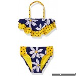 Hulu Star Girls' Daisy Chain Two Piece Bikini Swimsuit Little Girls B01MQDDW69