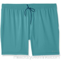 Columbia Men's Summertide Stretch Short-Big Teal 3Xx6 B073HPV6R8