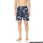 U.S. Polo Assn. Men's Sea Animal 7 Swim Short Classic Navy B07H85MYM9