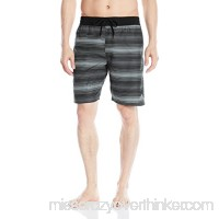 adidas Men's Energy 9 Inseam Volley Swim Trunk Black B01N90TRRJ