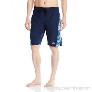 adidas Men's Escape Splice 9 Inseam Volley Swim Trunk Small B01MTKAKAU
