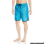 adidas Men's Heather Volley Swim Trunk Turquoise B016ZQI2M0