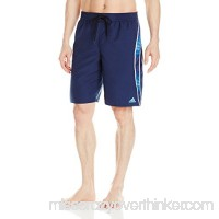 adidas Men's Horizons Volley Swim Trunk Navy Navy B016ZQI2GQ