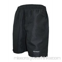 Adoretex Mens Board Short Swimwear Black B07CQQ222B