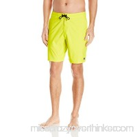 Billabong Men's All Day Lo Tides Solid Stretch Boardshort Neo Lime B00NOXNVY2