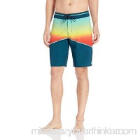 Billabong Men's North Point Pro Boardshort Orange B07F3NT5MV
