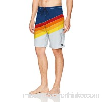 Billabong Men's Northpoint X Boardshort Orange B06Y1TQNGF