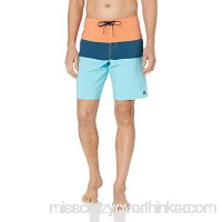 Billabong Men's Tribong Solid Pro Boardshort Orange B07F3J9Z5V