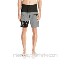 Fox Men's Shiv Boardshort Black B017IKNGIM