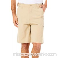Huk Men's Next Level 10.5 Short Khaki XX-Large B071J7X5Z4