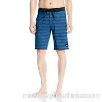 RVCA Men's Line O Sight Trunk Aruba Blue B01N1FE14I