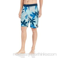 RVCA Men's Roka Trunk Blue B07BB3B95J