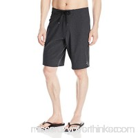 Rusty Men's Marle Boardshort Black B01N37GIIN