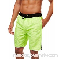 Speedo Mens Crosshatch Swim Bottom Trunks Small B07PHYTLZV