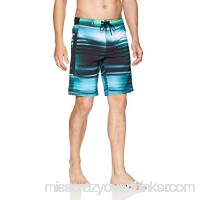 Speedo Men's Laser Emission Boardshort 20 Bottom Marine Green B078H2333V