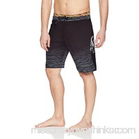 Volcom Men's Pipe Pro 21 Boardshort Black B071LNRVZ7