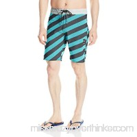 Volcom Men's Stripey Stone 19 Boardshort Blue Bird B06X3R9C78