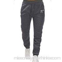 Alangbudu Men's Joggers Sweatpants Active Gym Sports Running Workout π° Pant with Pockets Dark Gray B07PNHYJMW
