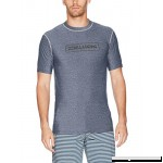 Billabong Men's All Day Unity Loose Fit Short Sleeve Blue Heather B071NNZZ22