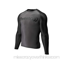 Phalanx Mens Rash Guard for BJJ Jiu Jitsu Short Sleeve Competition Grade MMA Shirt B07JDD9QXF