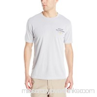 Quiksilver Men's Water Marked Short Sleeve Surf Tee White B0785HLDJS