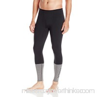 RVCA Men's Compression Pant Black B01FV7MWGG