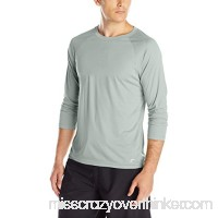 Teal Cove Men's Long Sleeve Swim Tee Wrought Bluefish B00U777E6Y