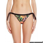 Agua Bendita Women's Sweet Wildness Bendito Iris Tie Side Bikini Bottom Multi B01LX337EN
