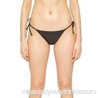 Basic Swim Flex Bikini Bottoms Black B07PL9R8W1