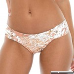 Luli Fama Amor Tabaco Y Ron Scrunch Panty Full Bottom Rose Gold B0796XPDLK