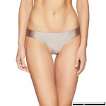 PilyQ Women's Tan Basic Ruched Bikini Bottom Teeny Swimsuit Sandstone B079NLQPWL
