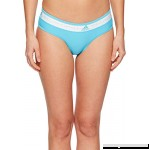 adidas by Stella McCartney Womens Bikini Swim Bottom CE1774 Mirror Blue B07N2VY75G